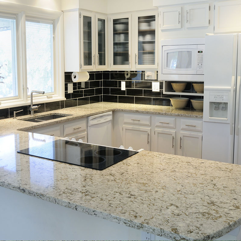 Countertops and solid surface